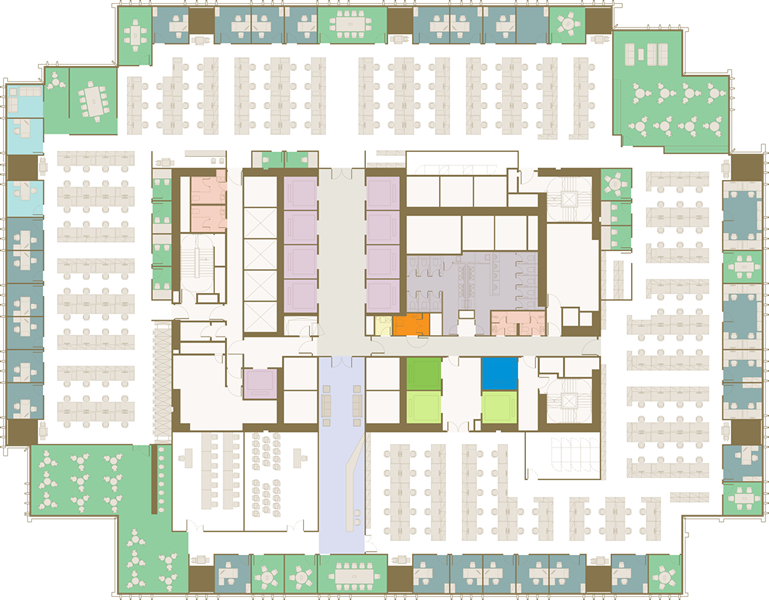 Fit Floor Plan II